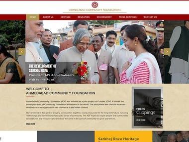 Ahmedabad Community Foundation