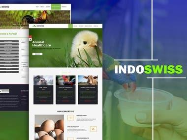 Indo Swiss - Website