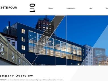 Laravel Real Estate Website - estate4.co.uk