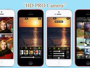 HD PRO Camera