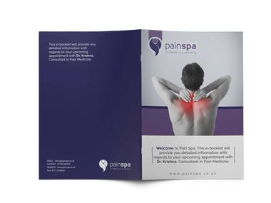 Pain Spa Brochure