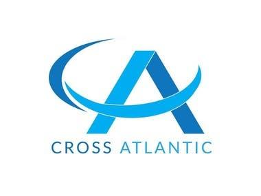 Logo Design for Cross Atlantic