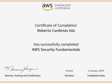 AWS Security Fundamentals