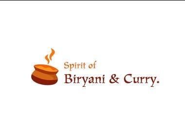 Logo of Spirit of biryani