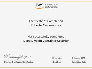 Deep Dive on Container Security
