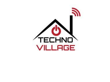 logo for technvillage