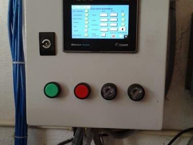 Labor-Färbemaschine