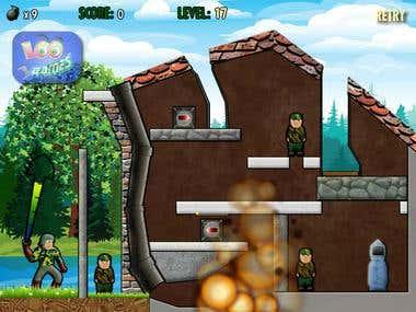 Grenadier Game Screenshots