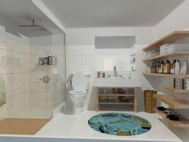 toilet and bathroom renovations