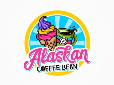 Alaskan Logo Design