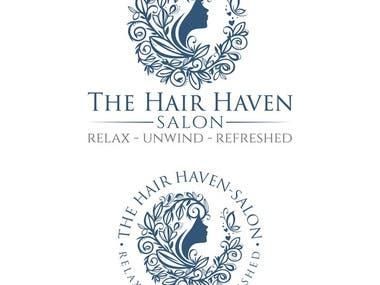 Hair Haven Salon Logo