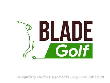 BladeGolf Logo