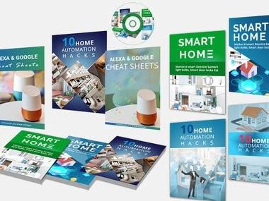 Ebook covers design