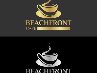 Beachfront Cafe LOGO