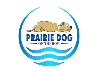Prairie Dog on the Bow LOGO