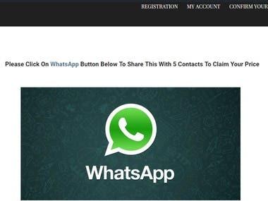 Send Invitation For Friends On Whatsapp
