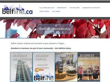 Beltline Urban Society - Membership