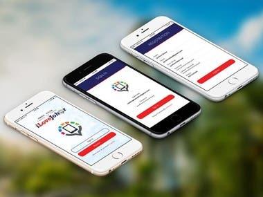 I Love Johor - App Design and Develop