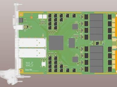 Shematic Design +PCB