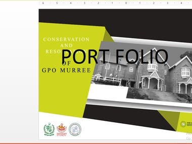 Booklet of the project