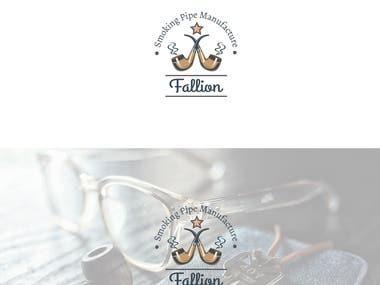 logo design for fallon