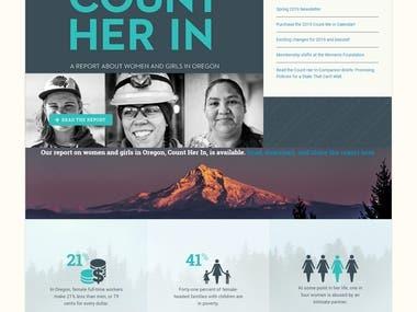 Womens foundation of oregon