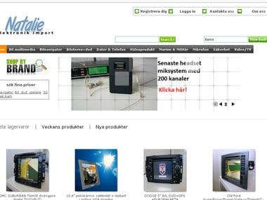 Electronic Product Shop