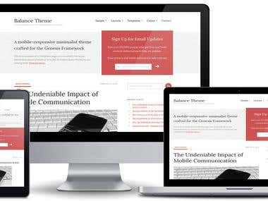 Responsive Wordpress Themes!