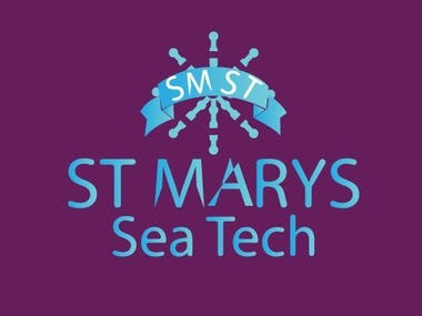MARYS SEA TECH LOGO