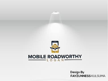 Logo For Mobile Roadworthy Logan