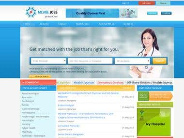 Exclusive Doctors Job Portal