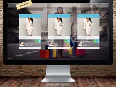 UI Concept Design