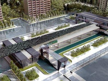 Modern bank project
