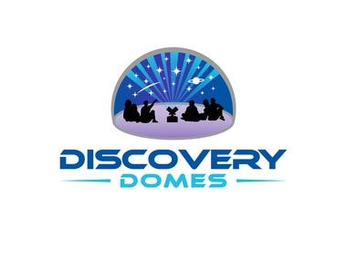 Discovery Domes Logo