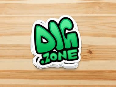 Dig.zone logo
