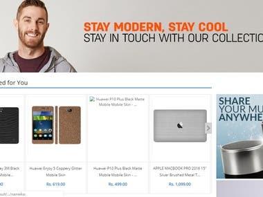 PakBaazar.com (E commerce)