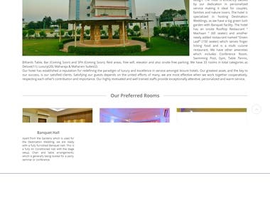 Design and develop and amazing website