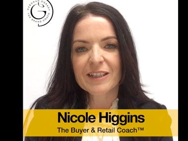 Nicole Higgins - Testimonial video