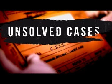 Unsolved cases - title video