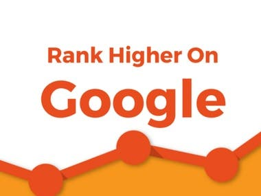 I will excelerate google ranking with monthly SEO services