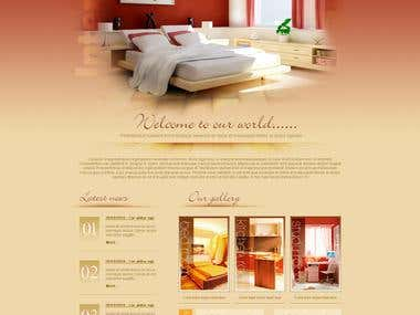Exemple the one of our creative design