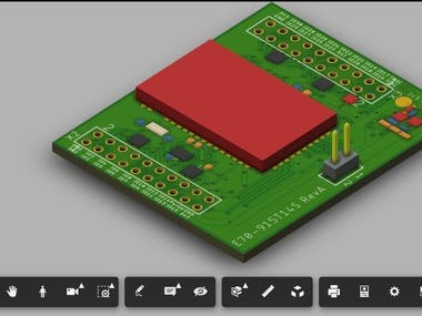 Design of a Sub-GHz 6loWPAN sensor network for IoT applicati