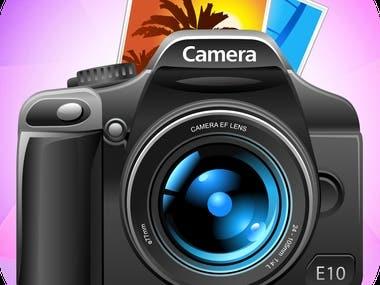 Camera Learning Simulator