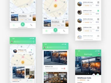 Find restaurant