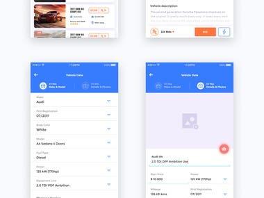 App design for Trade In