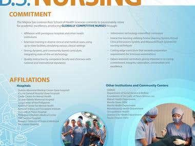 Mapua Institute of Technology Nursing Brochure 2010