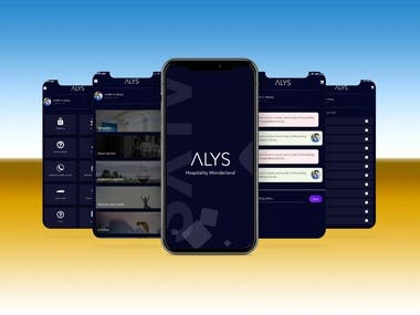 Alys - Mobile Social Networking Application