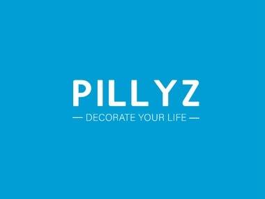 Pillyz Logo Design