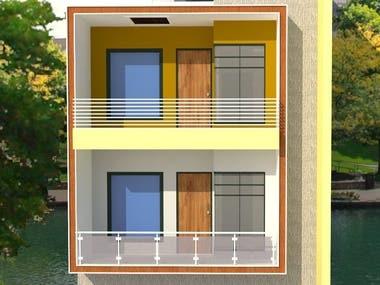 HOUSE IN DELHI