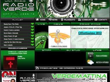 Local Radio Web site